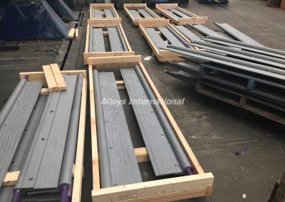 Cement Classifier Blades