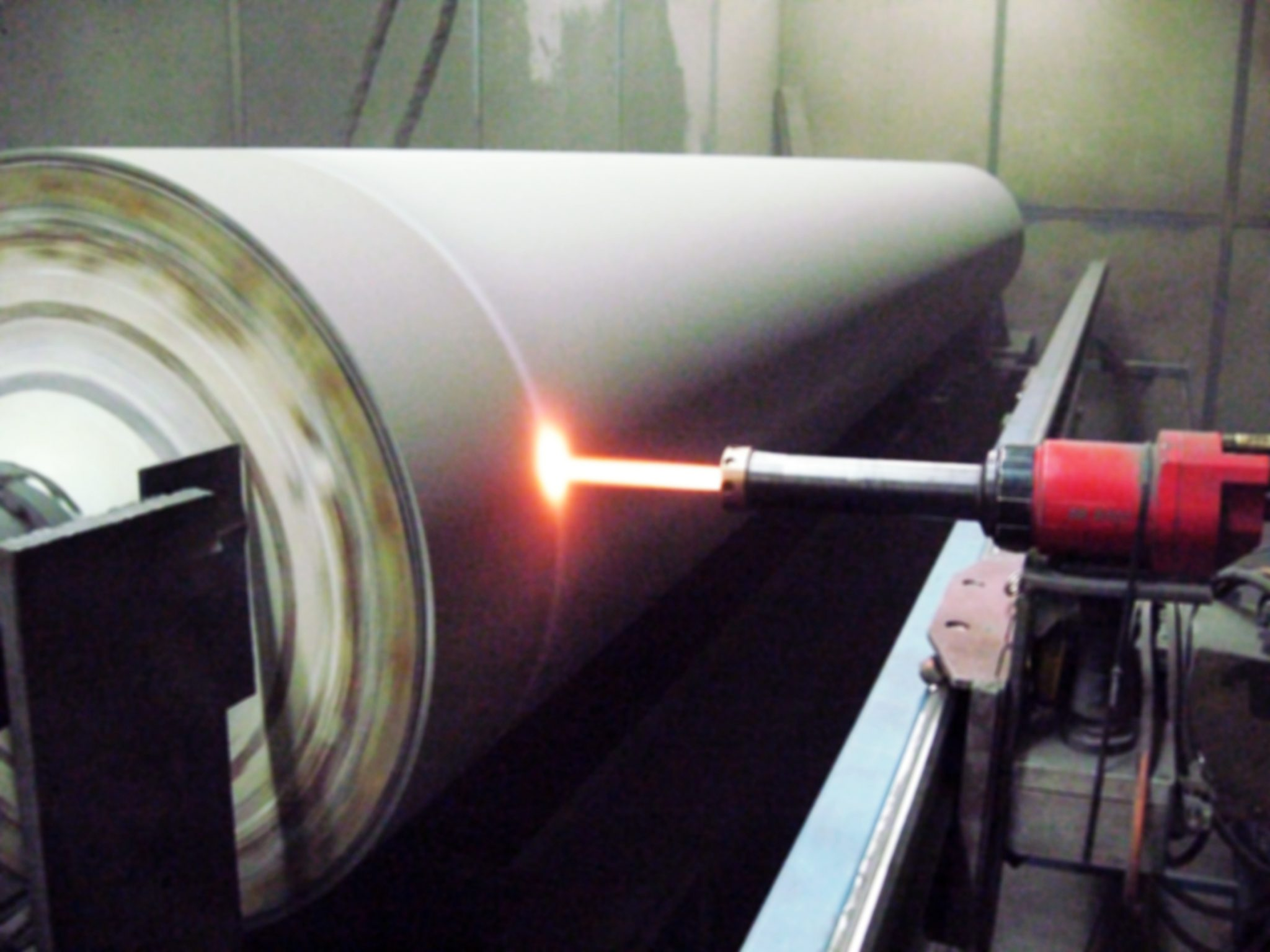 Tungsten Carbide Roll Coating