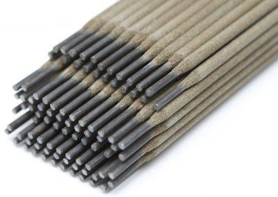 Cobalt hardfacing rods