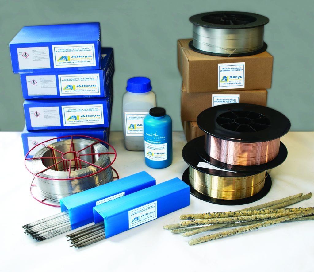 Alloys Welding Consumables