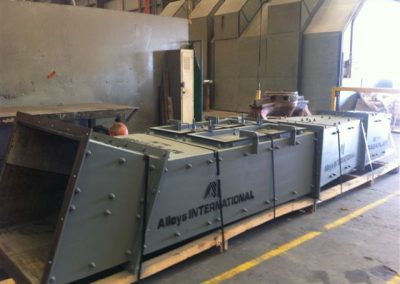 AbrasaPlate® Fabrication Wear Plate