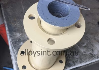 Internally Hardfaced Pump Spool